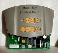 overhead door legacy 800 model 2026 manual