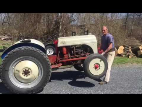 ford 8n tractor owners manual download