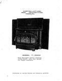 earth stove model 102 manual