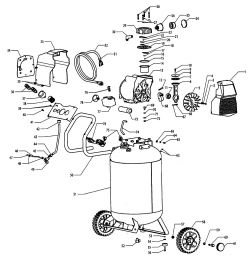 craftsman air compressor model 921166420 manual