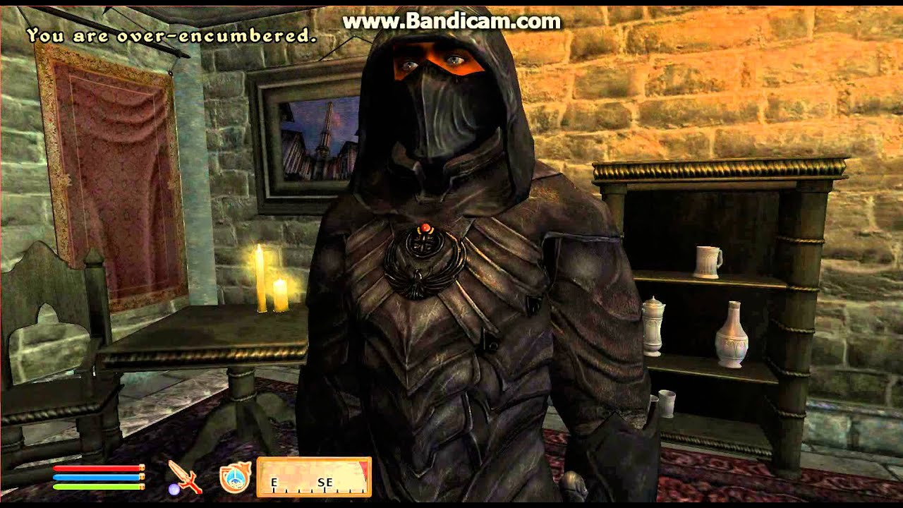 how to manually download nexus mods oblivion