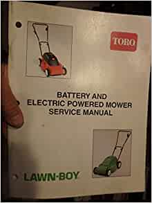 lawnboy mower model 10696 owners manual