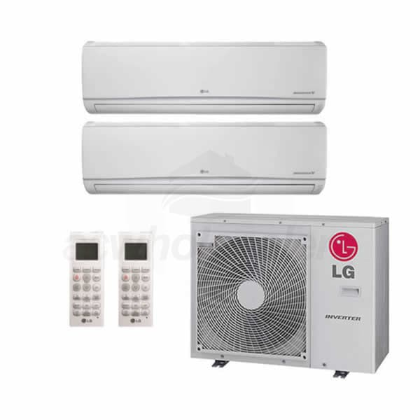 lg air conditioning wall mounted model lsn360hv2 manual