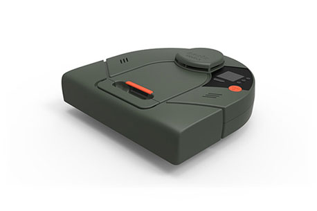 robotic vacuum cleaner model b3000 plus manual